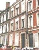 Casas ocupadas por Jules Verne durante su estancia en Amiens